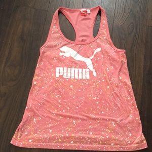Pretty puma top